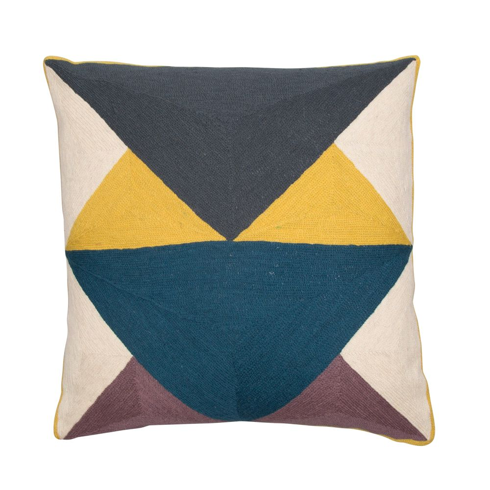 LeWitt Cushion by Niki Jones