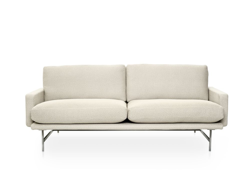 Lissoni 2-Seater Sofa by Republic of Fritz Hansen