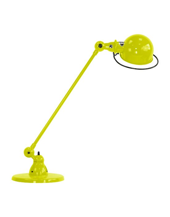 Loft Single Arm Desk Lamp by Jielde