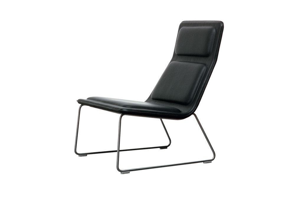 Low Pad Armchair by Cappellini