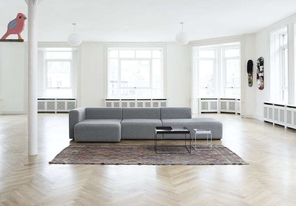 Mags Chaise Lounge Modular Element 8161 - Right by Hay