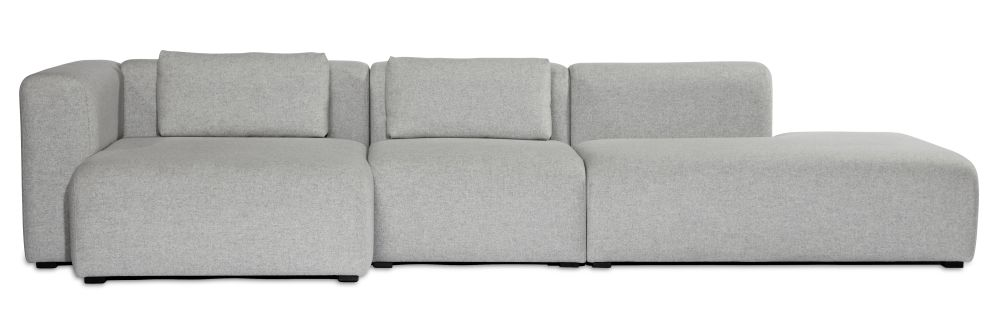 Mags Soft Narrow Modular Seating Element S1062 - Left by Hay
