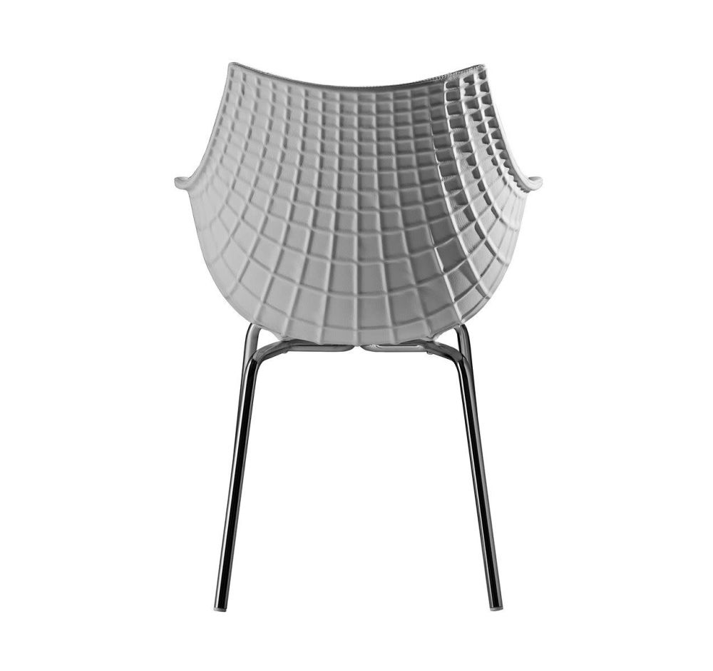 Meridiana Chair Upholstered by Driade