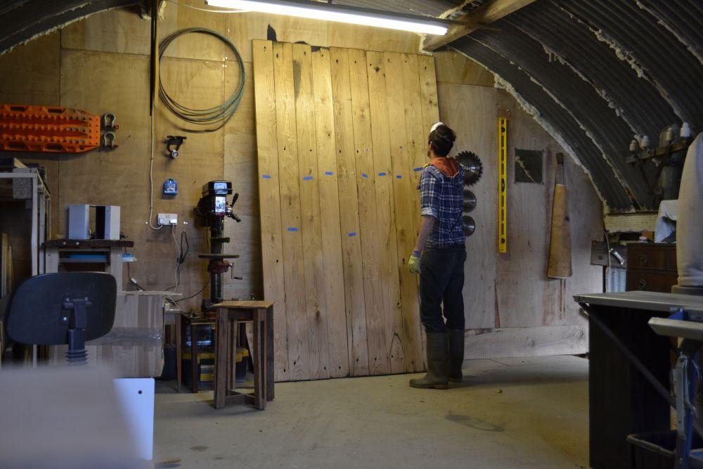 Milk Carton Inspired Birdhouse by Jam Furniture