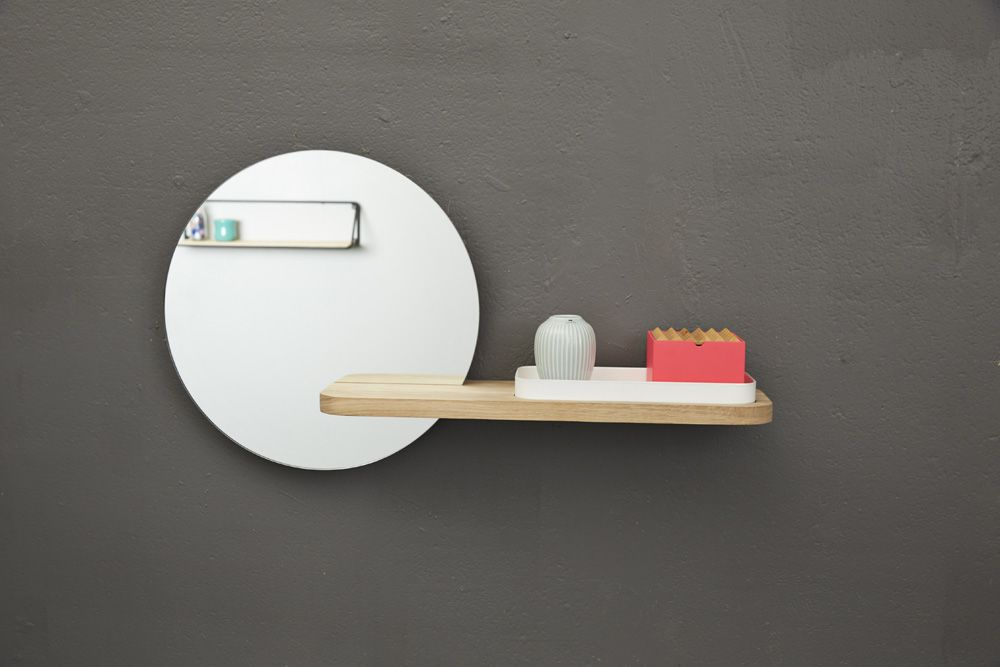 MOI Mirror Shelf by MOXON London