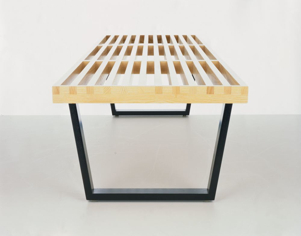 Nelson Bench by Vitra