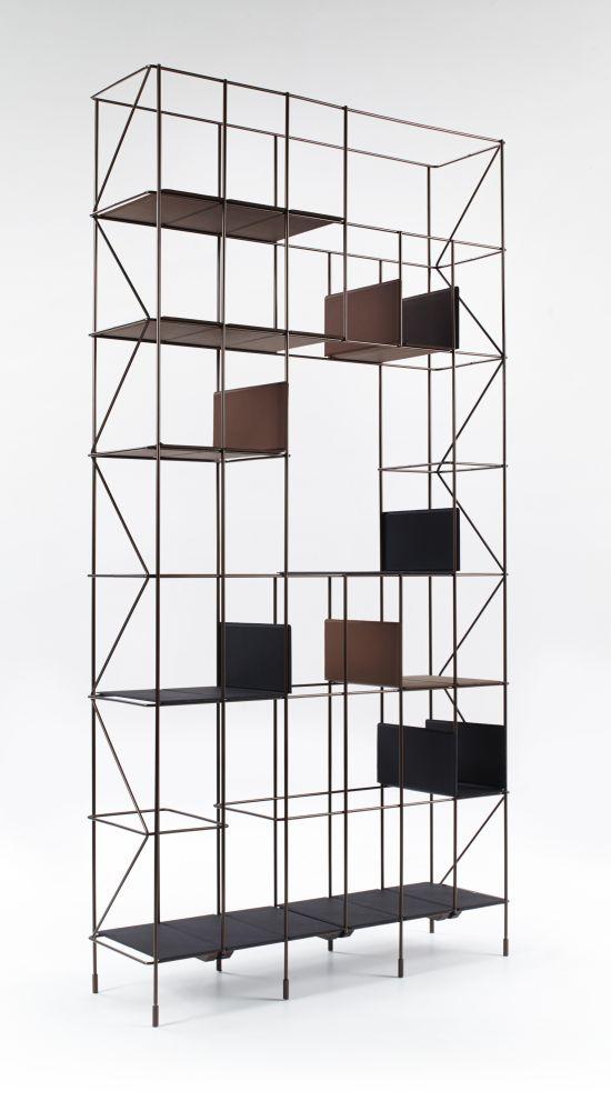Network Bookshelf by Casamania