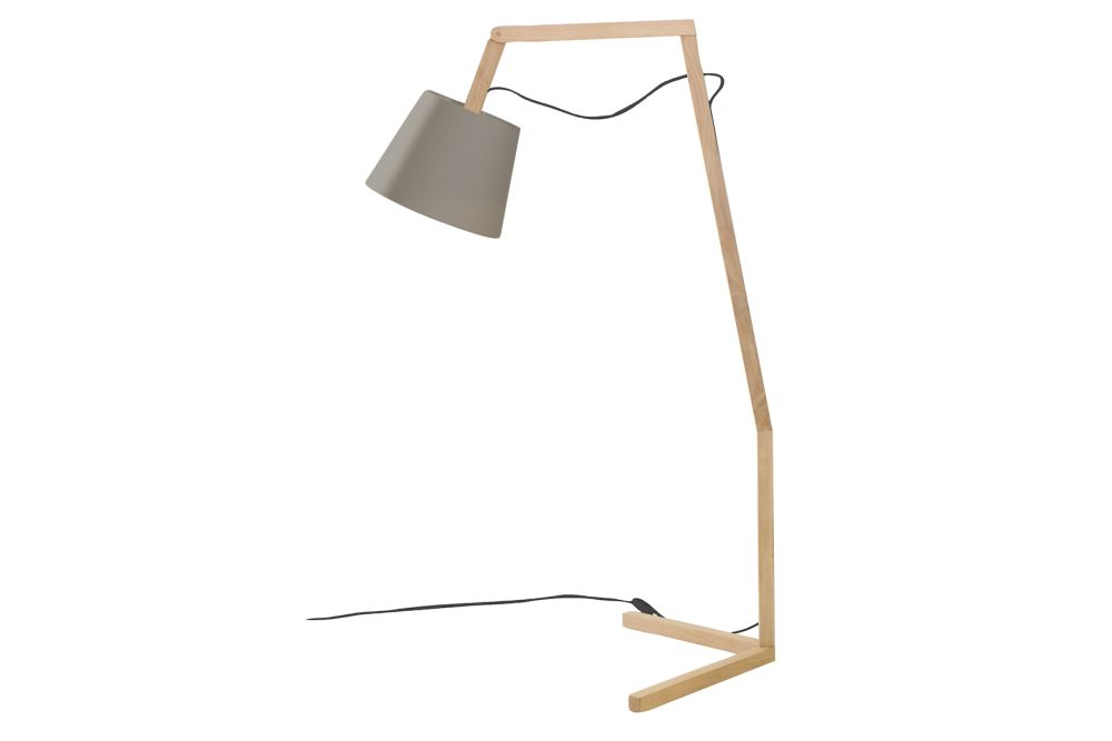Oud L Floor Lamp by Bellila