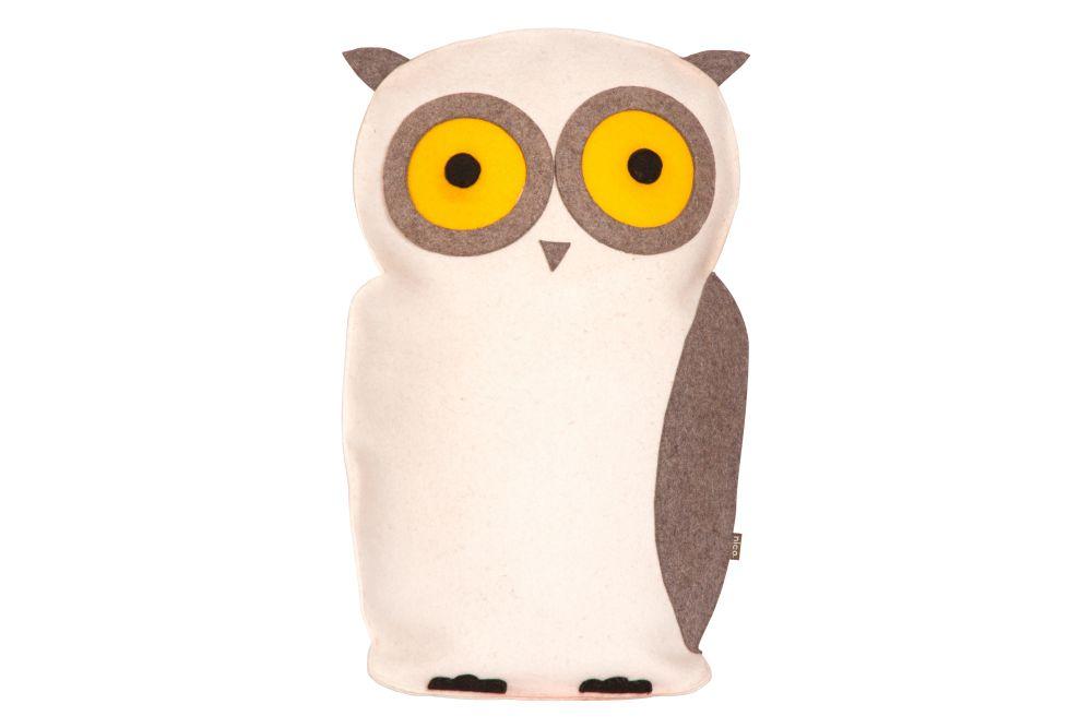 Owl Cushion by Design by Nico
