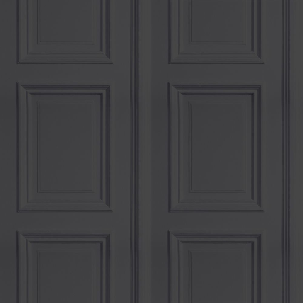 Panelling Wallpaper by Mineheart