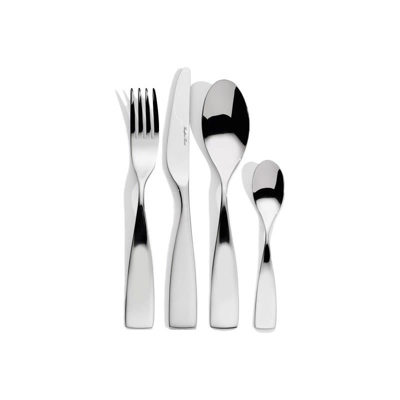 Paris Cutlery Set - 24 pieces by Serafino Zani
