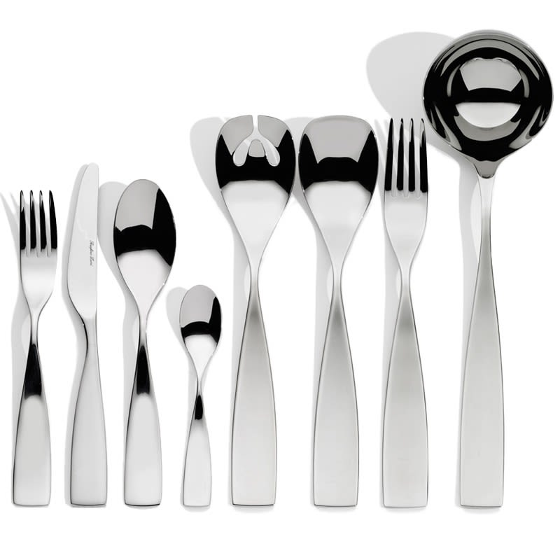 Paris Cutlery Set - 52 pieces by Serafino Zani