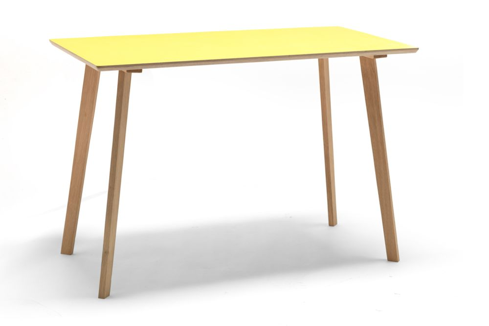 Perky Formica Table / Desk by Winter's Moon