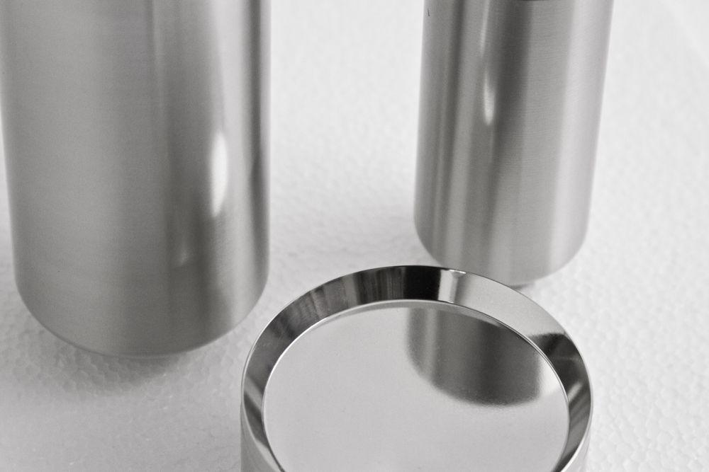 Pillar Sugar Bowl by Viewport Studio