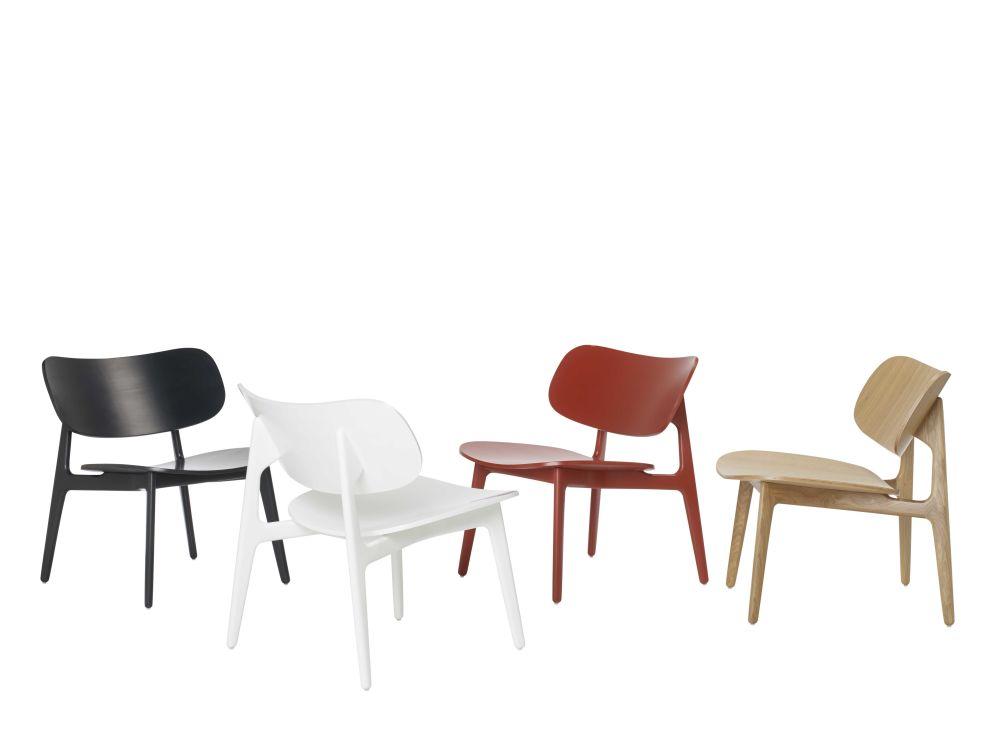 PLC Lounge Chair by Modus