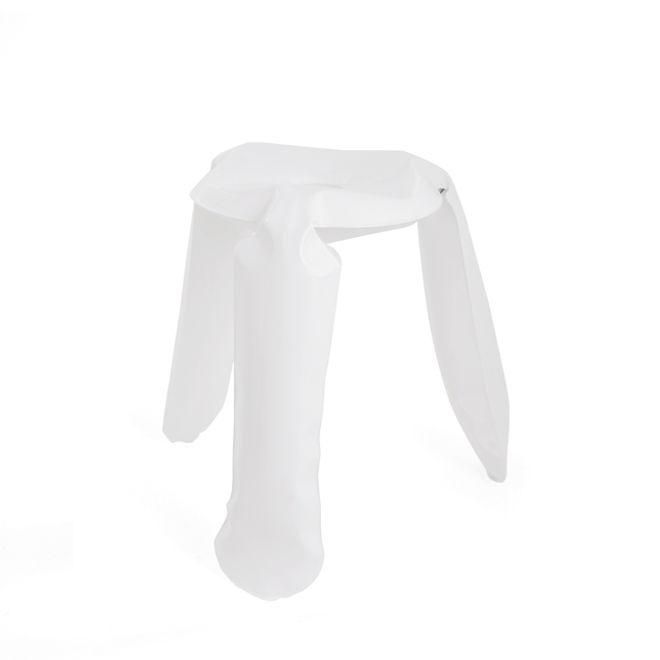 Plopp Aluminium Standard Stool by Zieta