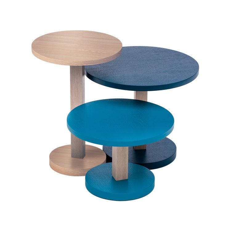 Primo set of 3 tables by Another Brand
