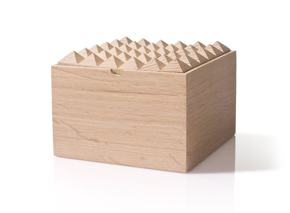 Pyramid Boxes Extra Large by MOXON London