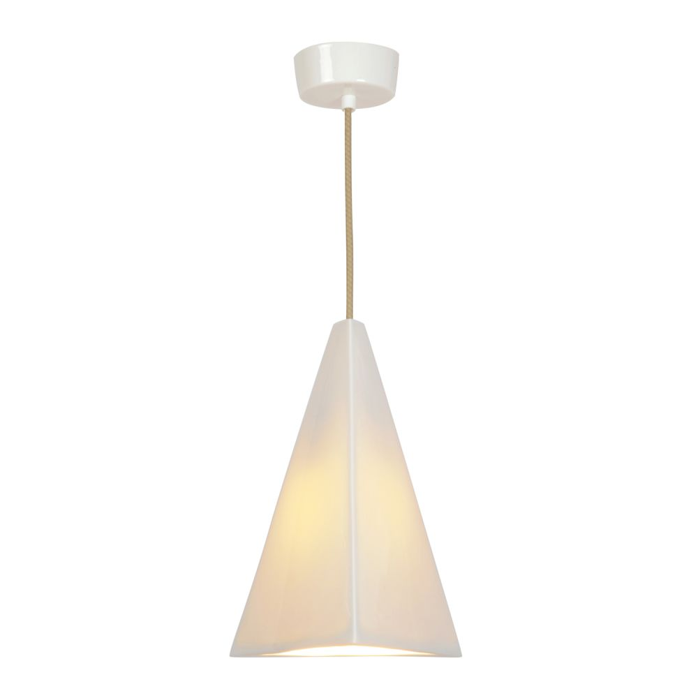 Pyramid Pendant Light by Original BTC