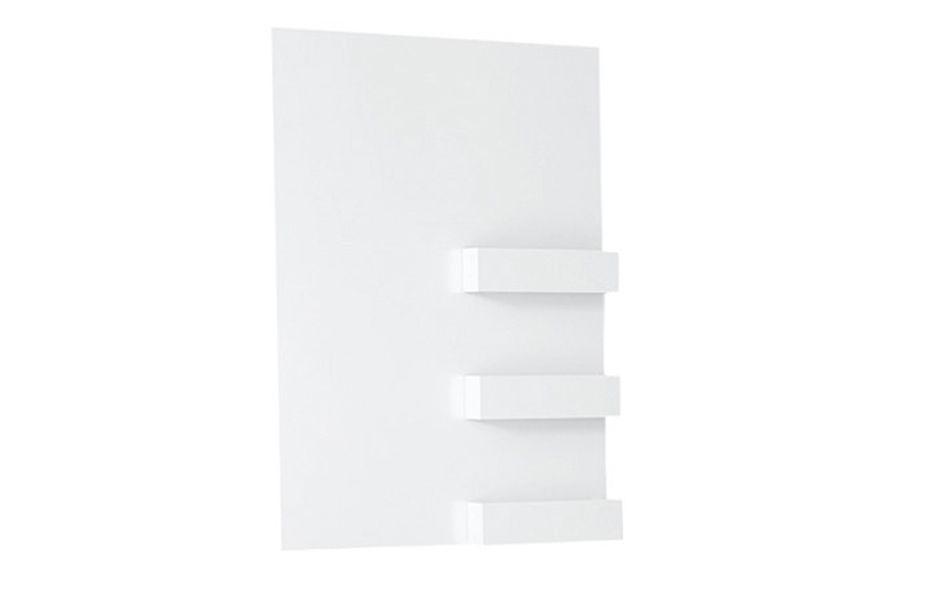 Rectangle & Shelves Towel Warmer by mg12