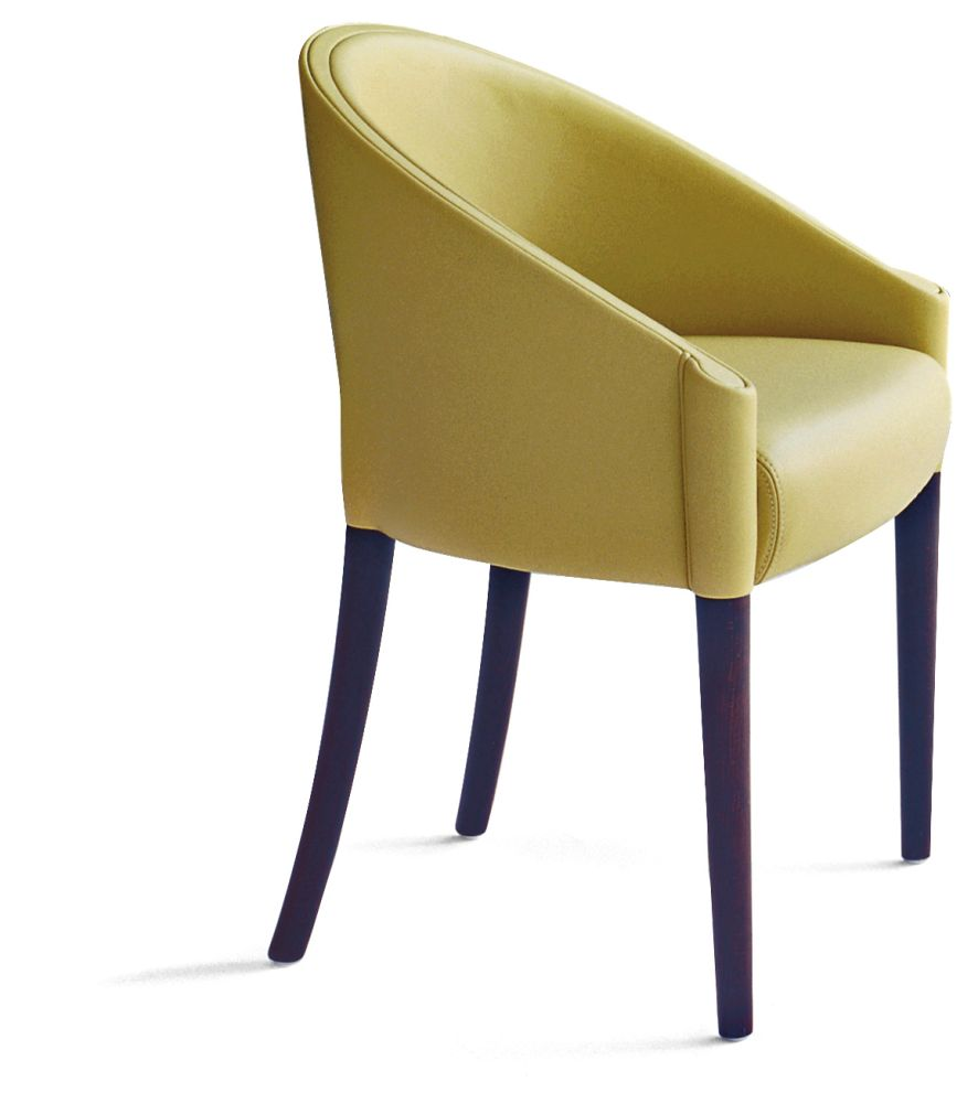Rich Dining Chair by Moroso