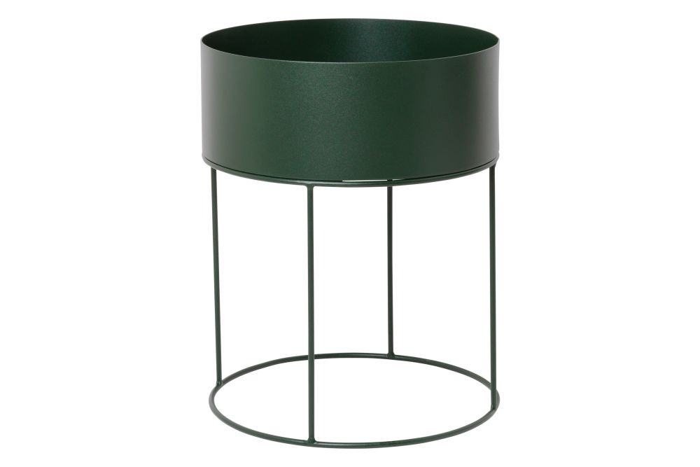Round Plant Box - Set of 2 by ferm LIVING