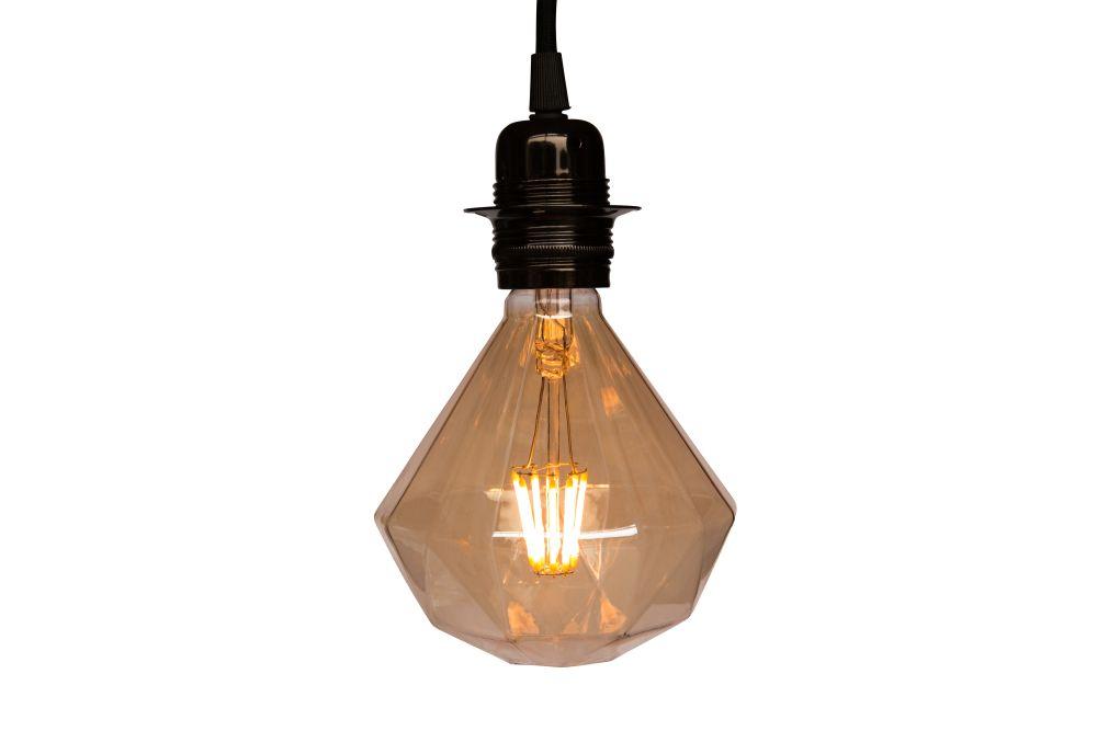 Sapphire Diamond LED Light Bulb by William and Watson