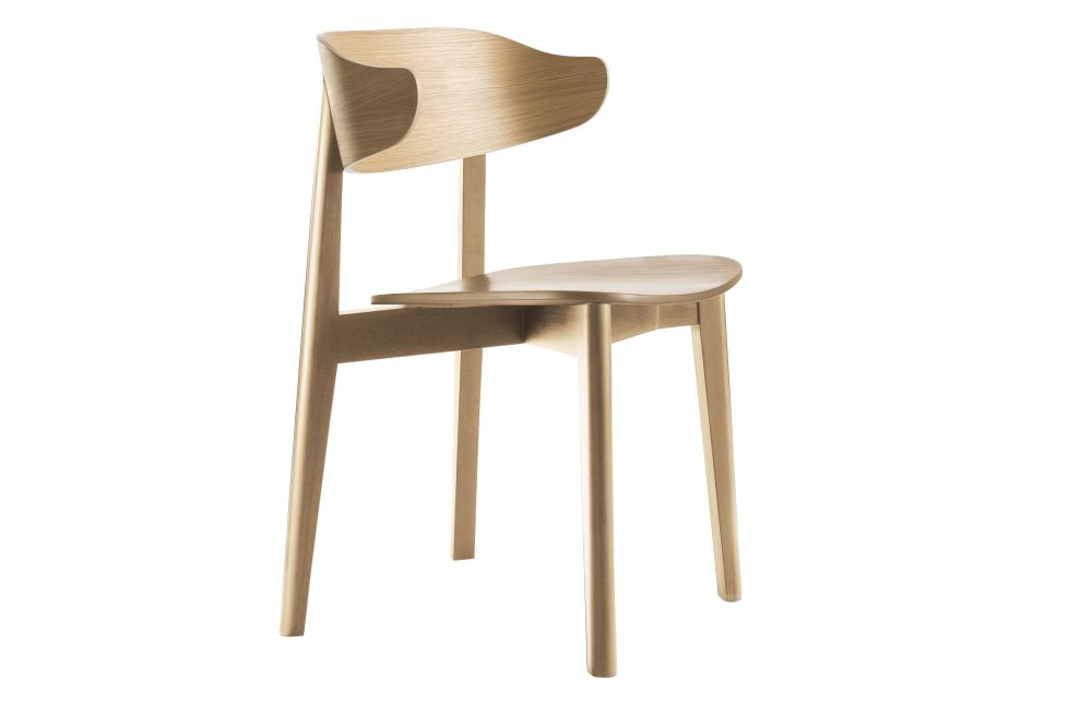 Setter Show Wood Dining Chair by Deadgood