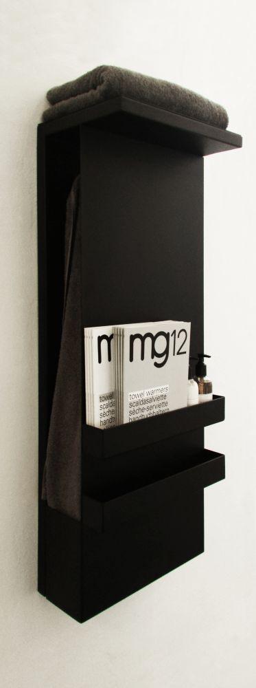 Shelf Towel Warmer by mg12