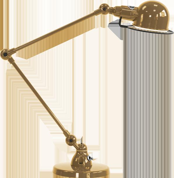 SIGNAL Two Arm Desk Lamp by Jielde