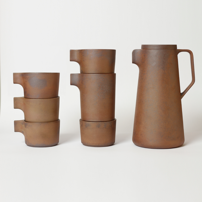 Silt Cup - Set of 4 by Viewport Studio