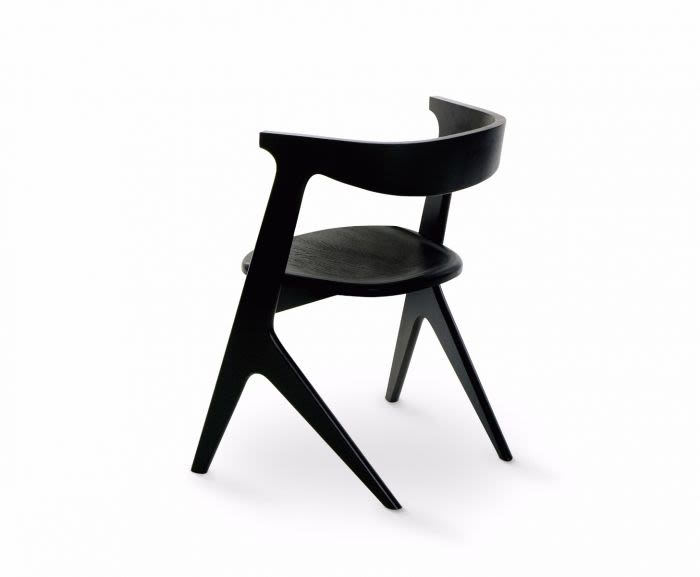 Slab Chair - Set of 2 by Tom Dixon