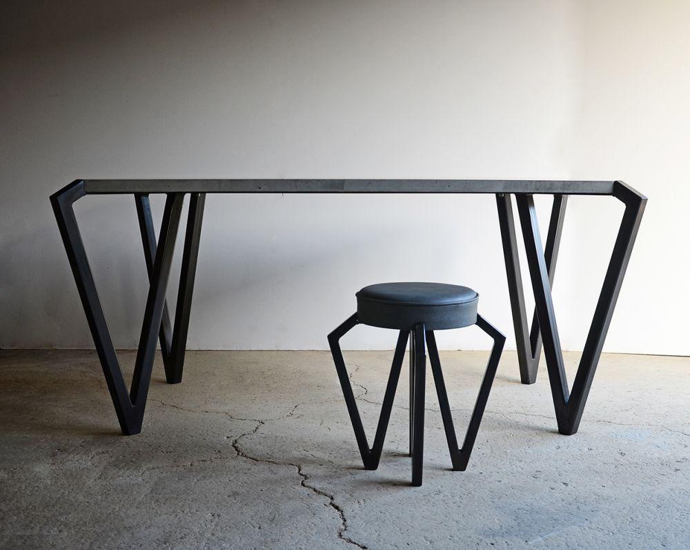 Spider Dining Table by Tamasine Osher Design