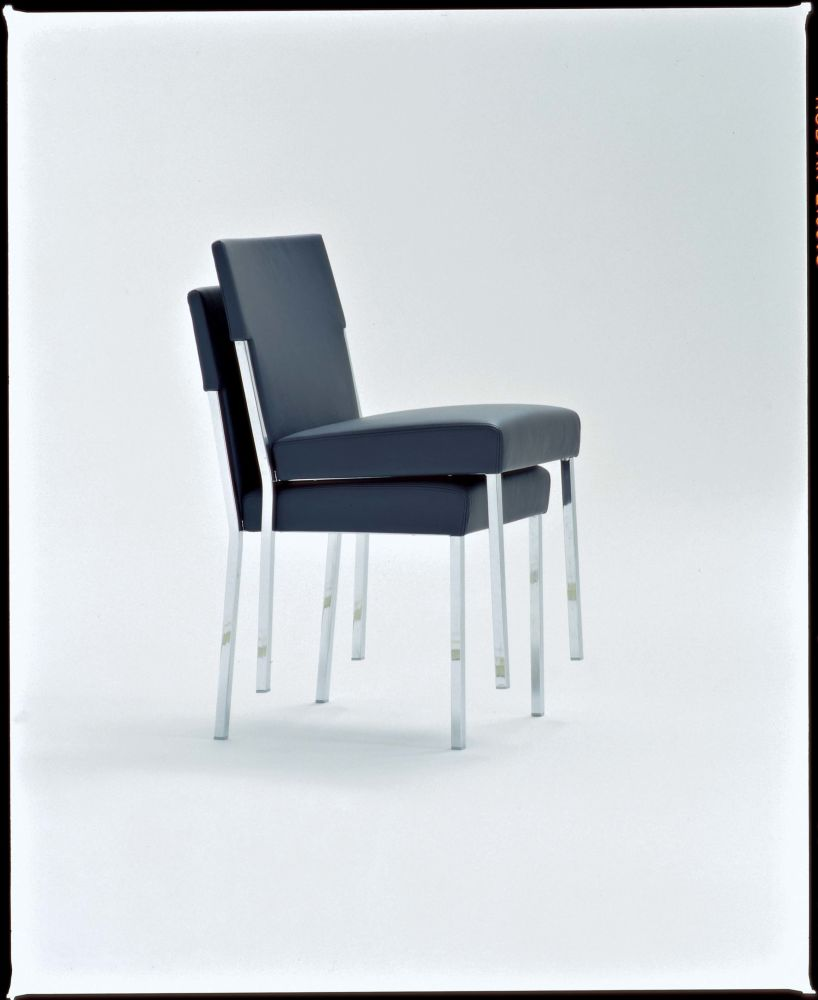 Steel Chair by Moroso