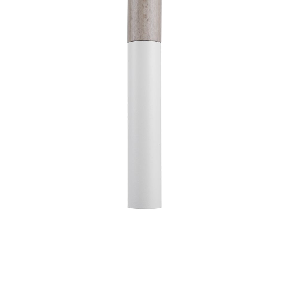 Stick Pendant Light White By Irregolare Clippings