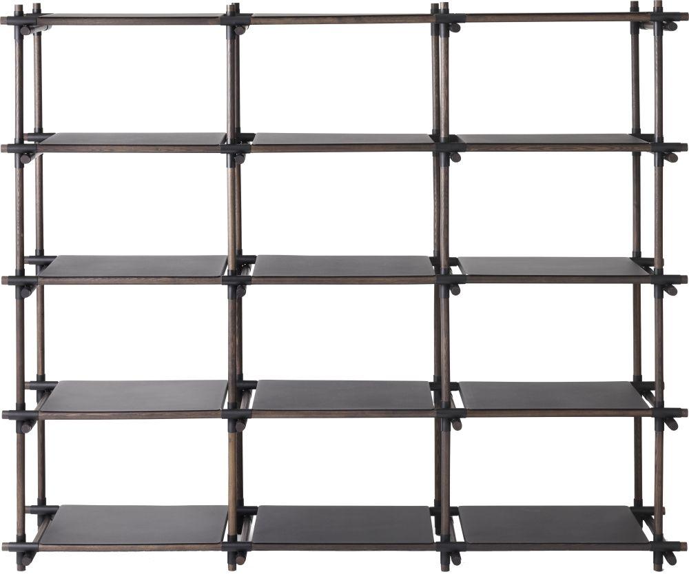 Stick System Shelving, 3x5 by Menu