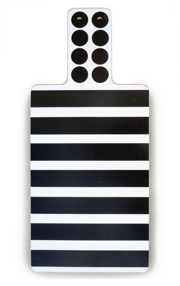 Stripes Cutting Board  by Camilla Engdahl