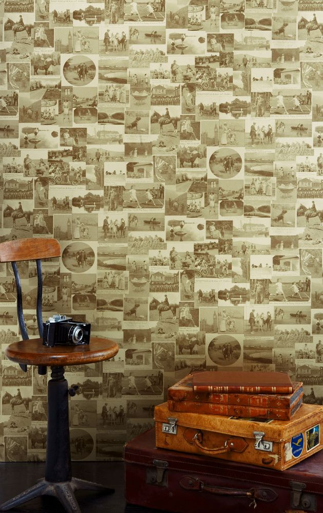 This Other Eden Wallpaper  by Barneby Gates