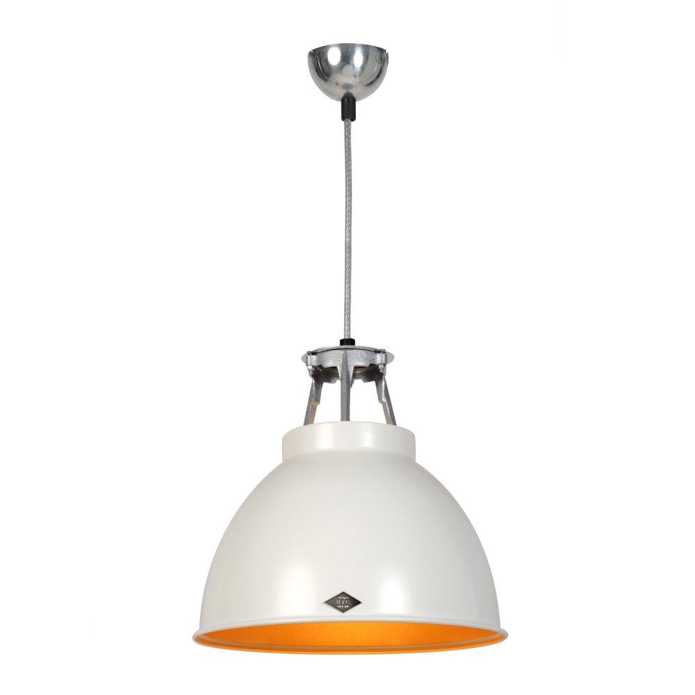 Titan Size 1 Pendant Light by Original BTC