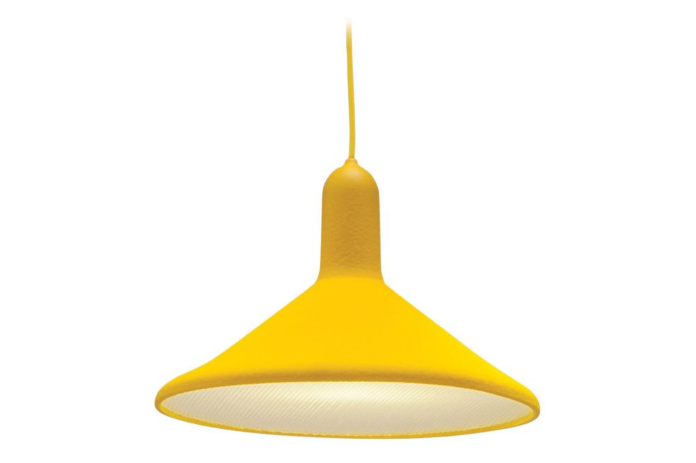 Torch Pendant Light - S3, Cone by Established & Sons