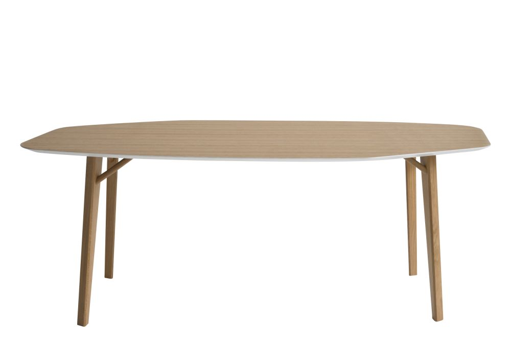 Tria Octagonal Table by Colé Italian Design Label