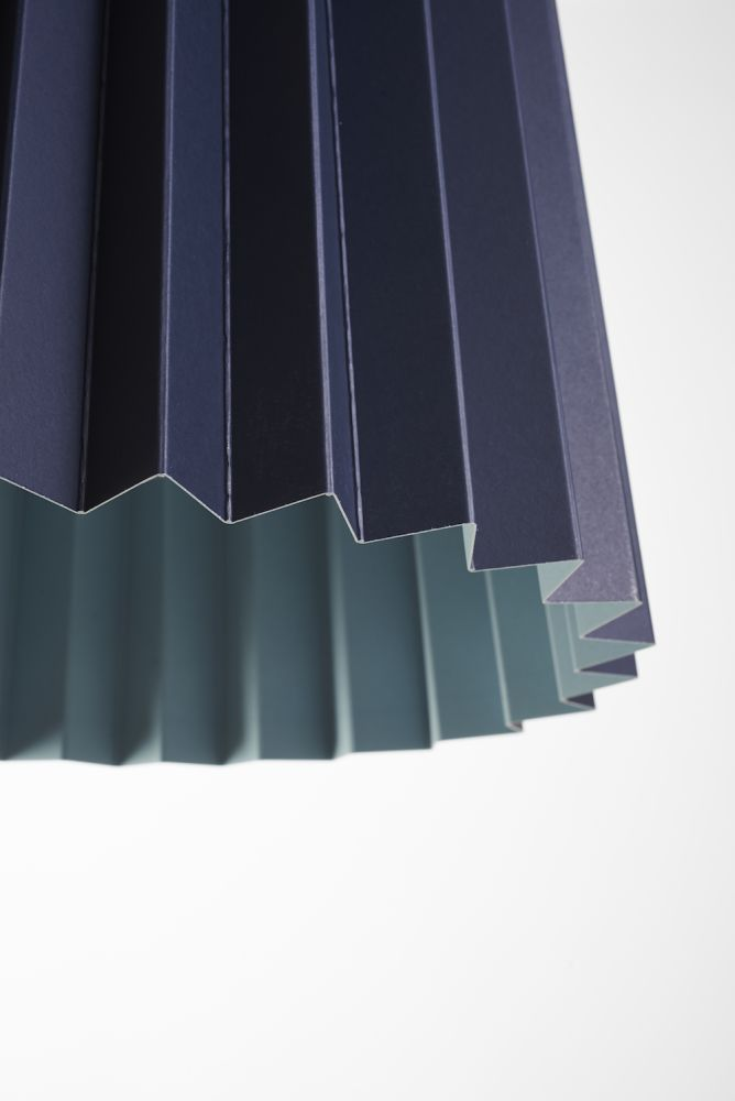 Twin Tone Lampshade by Lane