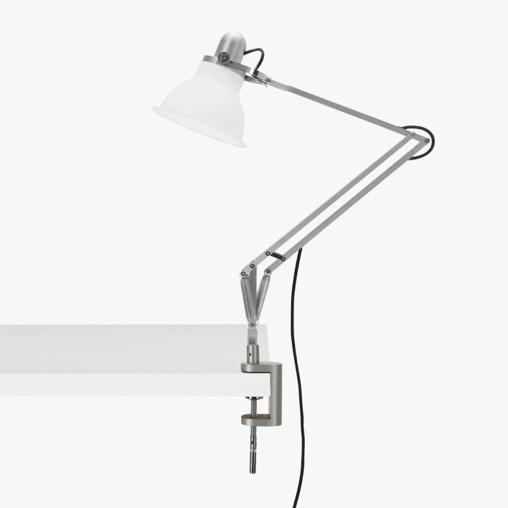 Type 1228 Lamp with Desk Clamp by Anglepoise