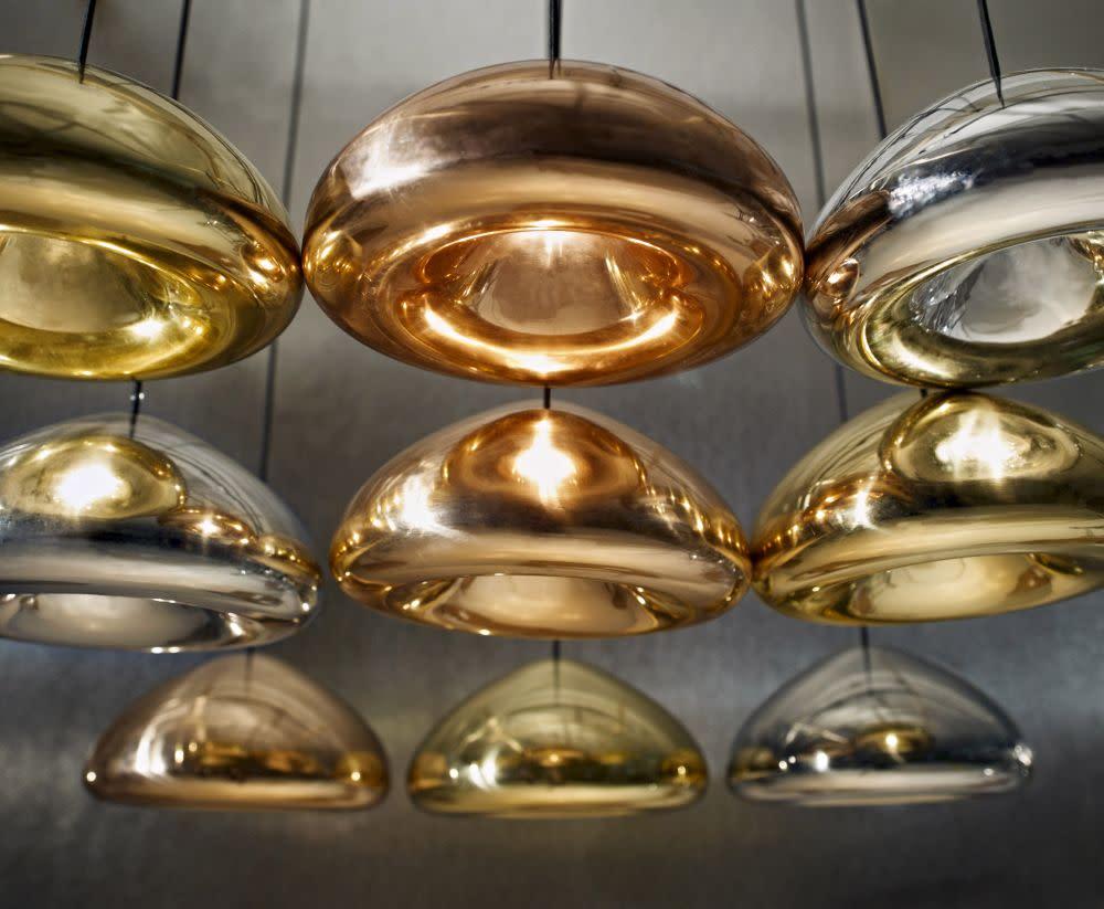 Void Mini Pendant Light by Tom Dixon