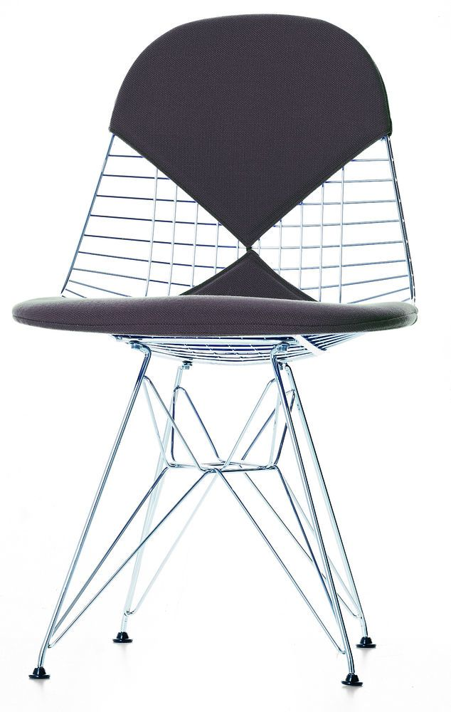 Wire Chair DKR 2 by Vitra