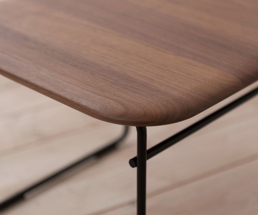 Wire Side Table by Pastoe