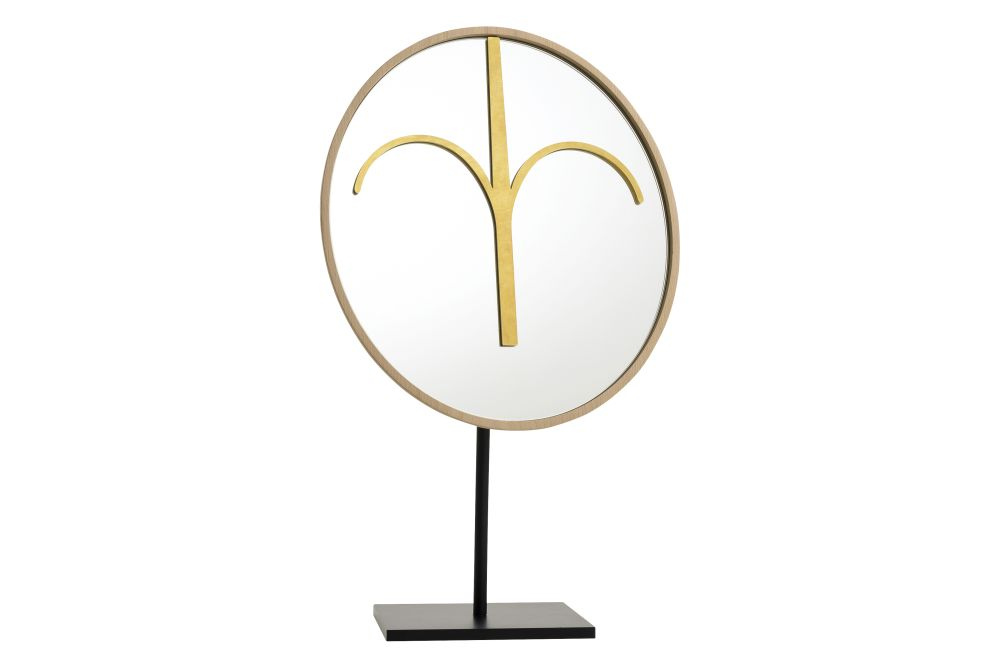 Wise Men Drop Shaped Mirror by Colé Italian Design Label
