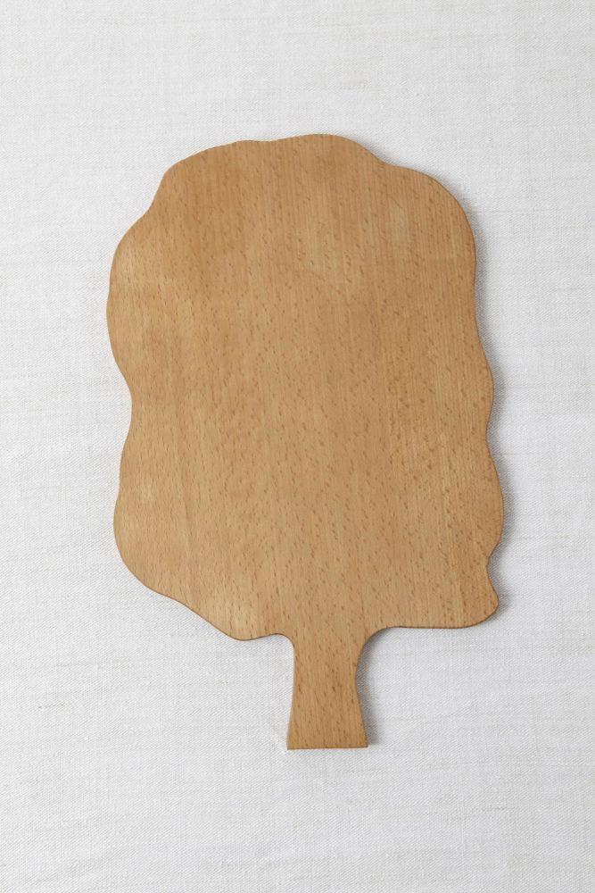 Wooden Beech Board  by Golden Biscotti