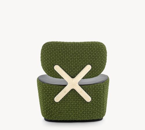 X-Chair Small Armchair by Moroso