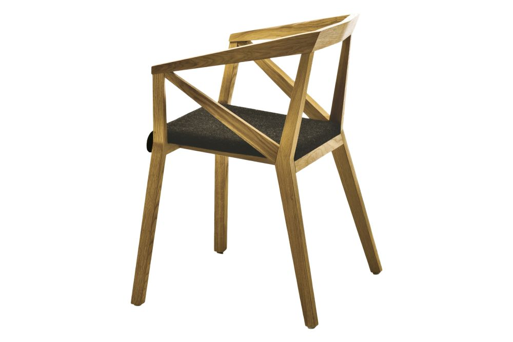 YY Dining Chair by Moroso